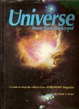 The Universe from Your Backyard : An Atlas of Deep Sky Objects, Eicher, David J., 0521362997