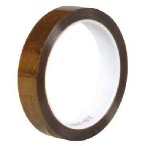 3M Polyimide Tape 92 Scotch 3/4'' X 36 Yards High Temp.