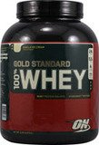 Optimum Nutrition 100% Whey Gold Standard, Vanilla Ice Cream, 5 Pound, Health Care Stuffs