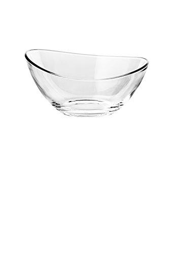 Barski - European Glass - Bowl - 9.5 '' Diameter - Made in Europe by Barski