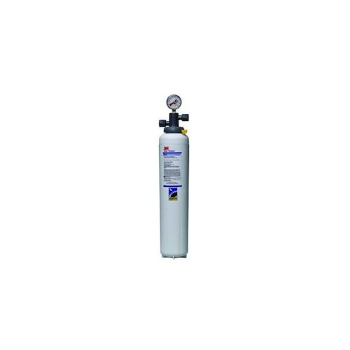 3M Water Filtration Products Filter System, Model BEV190, 54000 Gallon Capacity, 5 gpm Flow Rate, 0.2 Micron