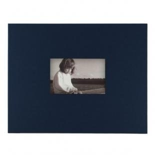 Newport Scrapbook 11'' X 14'' (Navy) by Kolo