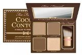 - Too Faced Cocoa Contour Chiseled to Perfection Face Contouring and Highlighting Kit for Light to Medium Skintones