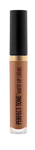 (Black Radiance Perfect Tone Matte Lip Crème, Hollywood Hot, 1 Tube)