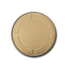 (Hollywood Mega New Mini Film Cans (Gold))