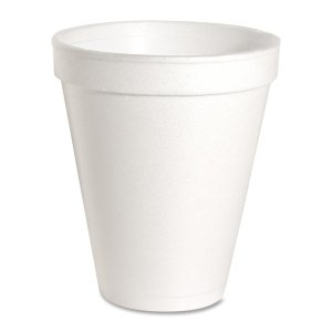 Dart Foam Cup - Genuine Joe Hot/Cold Foam Cups