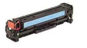 Calitoner Remanufactured Laser Toner Cartridge Replacement for HP 128A (CE320A) - Black (Black Cartridge Hp Ce320a)