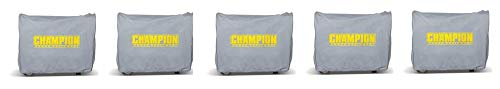 Champion Weather-Resistant Storage Cover for 2800-Watt or Higher Inverter Generators (5-(Pack))