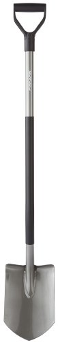 Fiskars D Handle Garden Shovel 49 Inch