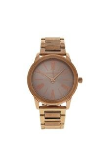 4eb5902fe62d Amazon.com   MICHAEL KORS Mk3491 Hartman Rose Gold Stainless Steel Watch  Watch For Women   Beauty