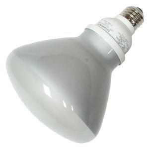 (Dulux EL Compact Fluorescent Bulb W/BR40 Reflector 23w)
