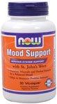 Maintenant Soutien Mood Foods Avec le millepertuis Veg-capsules, 90-Count