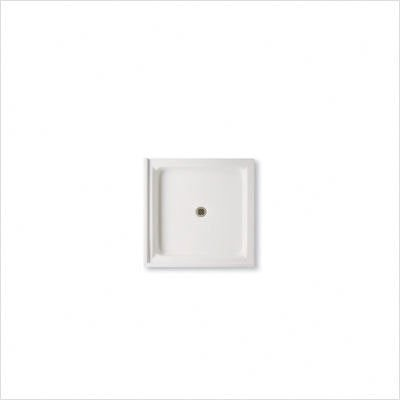 Brass Square Base (Double Threshold Square Shower Base Size: 38