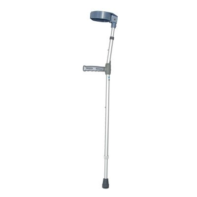 Wanson Forearm Crutches Aluminum Alloy Elbow Cane Crutches For The Disabled Leg And Foot Fracture Rehabilitation Devices Mobility Aids Aluminum Alloy by Wanson