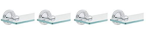 Moen dn8490ch preston bathroom vanity shelf chrome buy - Preston hardware bathroom vanities ...