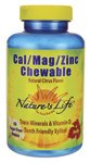 Cal Mag vie Zinc croquer naturel Citrus de la nature - 60 Wafers