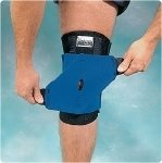 Performance Knee Wrap X-Large-circumference of thigh up to 27'' (69cm) and shin up to 21'' (53cm) by Rolyn Prest