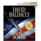 img - for Absolute Power Publisher: Hachette Audio; Unabridged edition book / textbook / text book