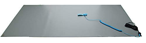 Bertech ESD High Temperature Rubber Mat Kit with a Wrist Str