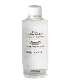 息を切らして昆虫香水2ステップセンシティブスキンケア アクアトゥクリーム 150mL×6個