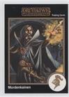 Greyhawk Adventures   Mordenkainen  Trading Card  1992 Tsr Advanced Dungeons   Dragons    Base   165