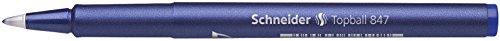 Schneider Topball 847 Blue 0.5 mm Disposable Rollerball Pen Photo #2