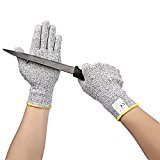 Kuelor Stretchy Cut Resistant Gloves-Level 5 Protection