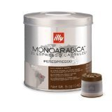 Illy iperEspresso MonoArabica Brazil Capsules full-bodied Coffee, 21-Count Capsules
