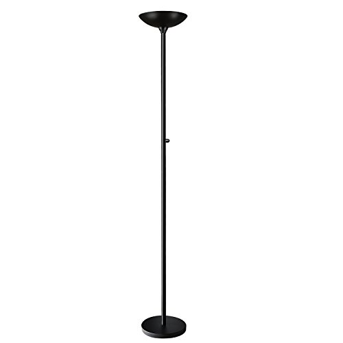 Black Tall Floor Lamp - 4
