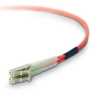 Belkin International, Inc - Belkin Fiber Optic Duplex Patch Cable - Lc Male - Lc Male - 13.12Ft