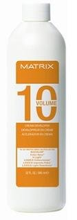 Matrix Cream Developer 16 Oz, 10 Volume by MATRIX