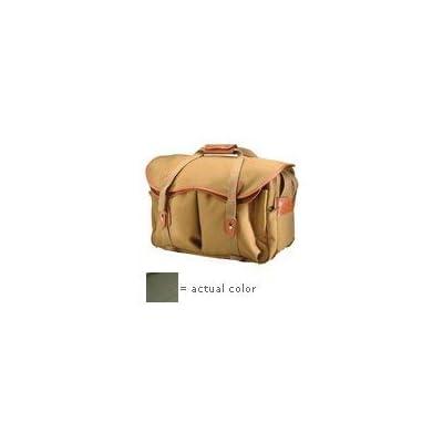 Image of Bags & Cases Billingham 555 Camera Bag (Sage FibreNyte/Tan Leather)