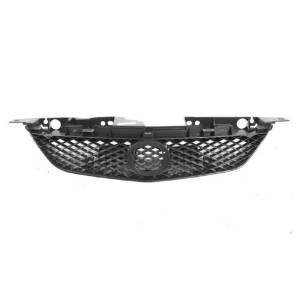 OE Replacement Mazda Protege Grille Assembly (Partslink Number MA1200165)