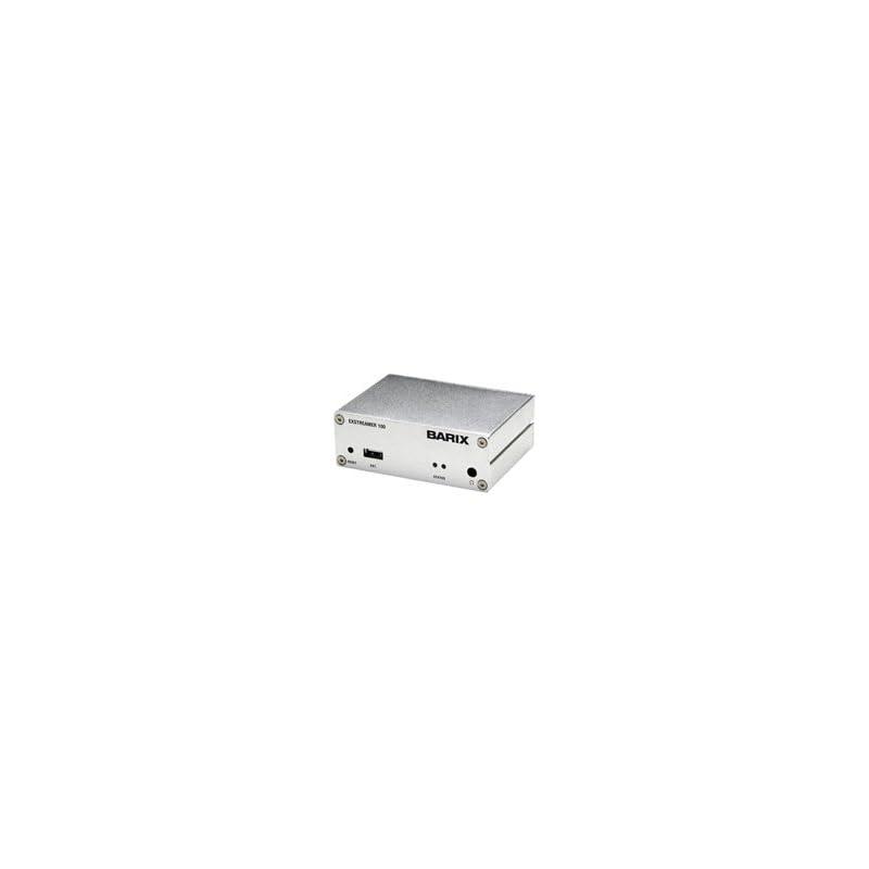 Barix Exstreamer 100 IP Audio Stream Dec