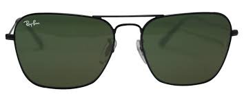 692dc14942a Ray-Ban Square Black Sunglasses(Rb 3136 002 58)  Amazon.in  Clothing ...