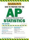 img - for How to Prepare for the AP Statistics, 3rd Edition 3rd edition by Sternstein Ph.D., Martin (2003) Paperback book / textbook / text book