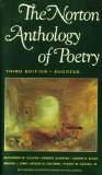 The Norton Anthology of Poetry, Allison, Alexander W., 039395224X