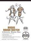 Bee Paper Rough Bogus Sketch Pad – 70 Lbs. – 18 x 24 in. – 50 Sheets44; Brown44; Pack 50