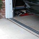 Park Smart Garage Door Seal (Gray) - 16'x3.5x.5 by Park Smart