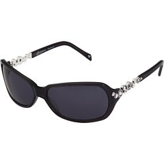 Brighton Ring Tones Black Sunglasses with Swarovski (Brighton Womens Sunglasses)