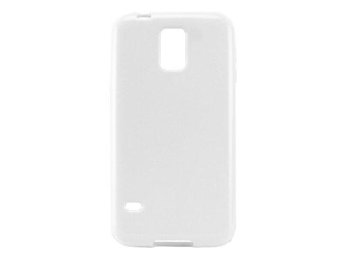 Cellet Slim Flexi TPU Case for Samsung Galaxy S5 - White