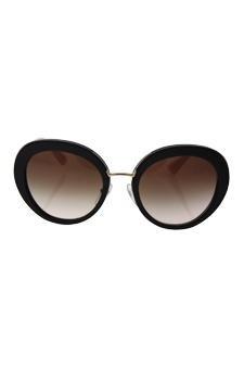5876c598b02 Amazon.com   Prada Spr 16q Dho-0a6 - Brown brown Gradient Sunglasses For  Women   Beauty