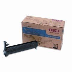 (OKIDATA 43381760 OKI C6000/C6050 BLACK IMAGE DRUM - 20K)