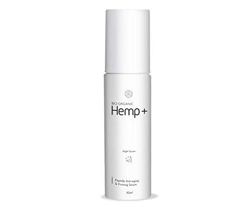 TerraBella Anti-Aging Hemp Serum – Night Moisturizer Serum for Wrinkles and Dark Circles – Organic and All-Natural Ingredients – Rejuvenates Skin – Rapid and Effective Results -