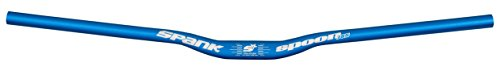 Spank SPOON 785 Bar 40R Bike Handlebars, Blue -