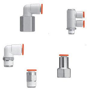 SMC KQ2L05-U01A fitting, male elbow - 10 pack