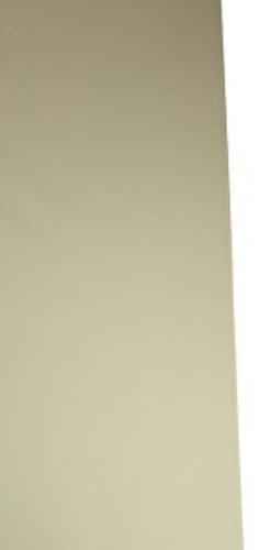 Acryl Rechteck Acryl Spiegel Silber 120/x 30/cm Mungai Mirrors Spiegel Kunststoff