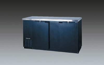 Crc Refrigerated Cases, Back Bar Cooler Bbc90