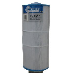 Spa Diamante Filter Spas - Filbur FC-0517 Antimicrobial Replacement Filter Cartridge for Diamante US Tooling Pool and Spa Filter