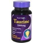 Natrol Taurine 1000mg 50 Capsules Mega